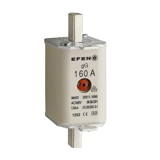 NH-Sicherungs-Einsätze für Kabel- und Leitungsschutz, AC 500V gL