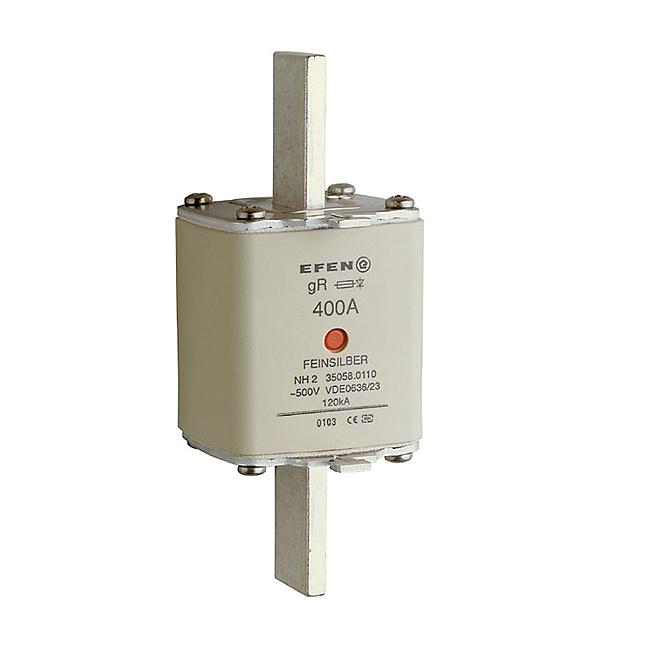 NH-Sicherungs-Einsätze für Stromrichteranlagenschutz, AC 500 V gR
