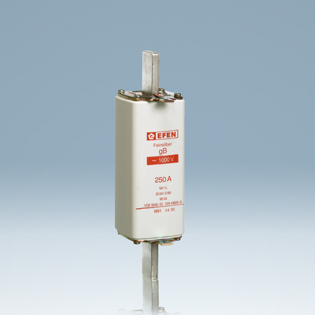 NH Fuse-Links 1000 V gB/aM