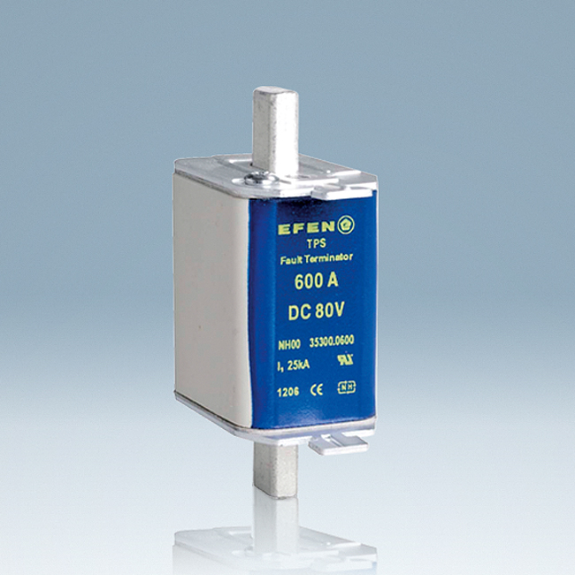 NH Fuse-Links for DC applications up to 80 V - series TPS