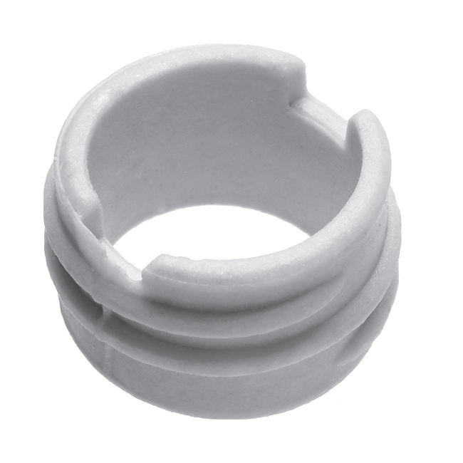 D-type ceramic gauge rings acc. to DIN 49360 and DIN 49362