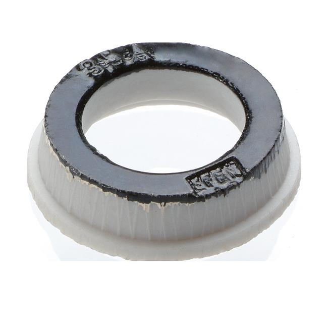 D-Ringpasseinsätze Keramik nach DIN 49360 und DIN 49362