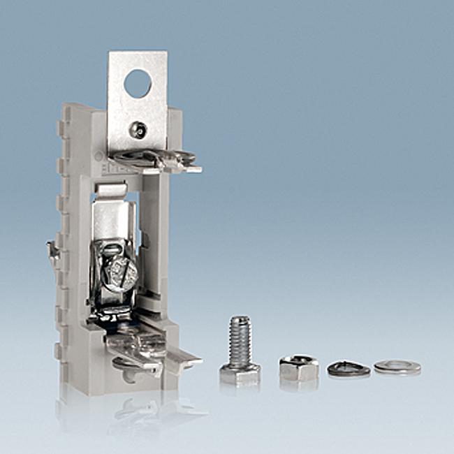 NH-Sicherungs-Unterteile 690 V AC, 1-polig für Sammelschienenmontage nach VDE 0636 T201 / IEC 60269-2-1