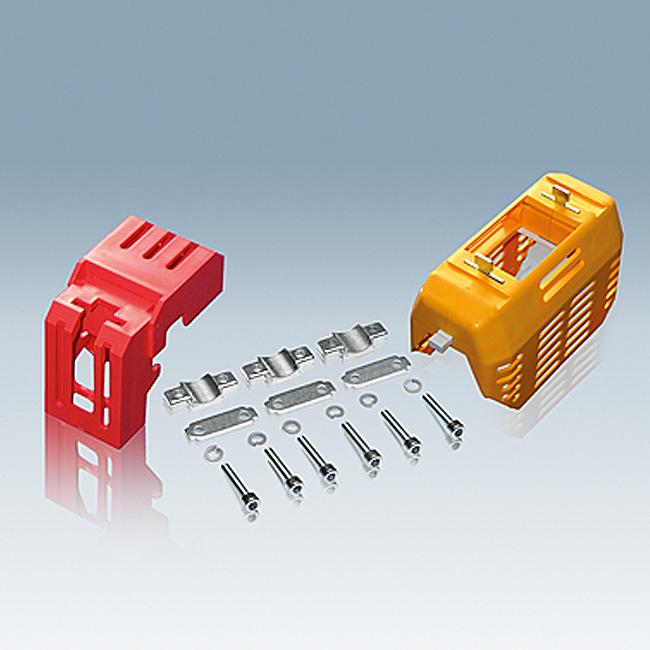 Zubehör für NH-Sicherungs-Unterteile 690 V AC nach VDE 0636 T201 / IEC 60269-2-1