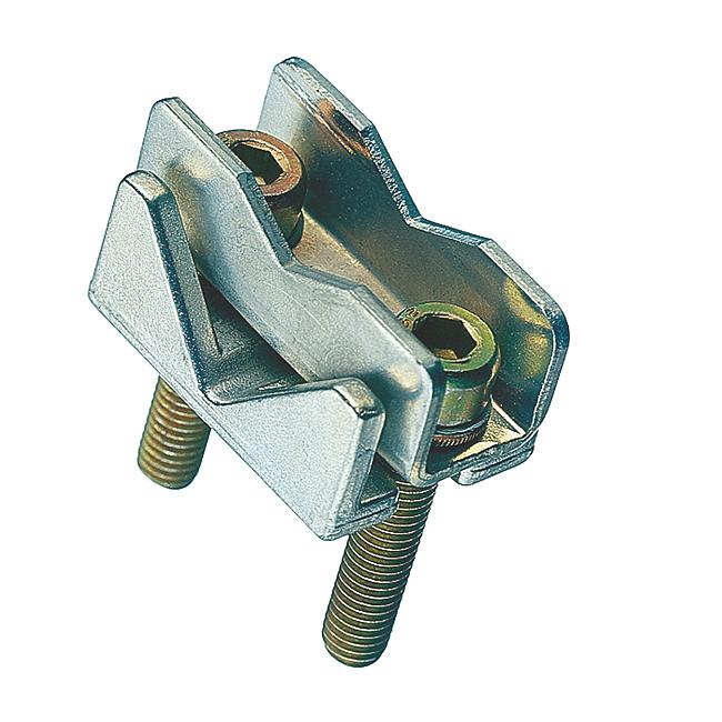 Druckstücke mit Schrauben und Kontaktprismen, für Universalanschluss