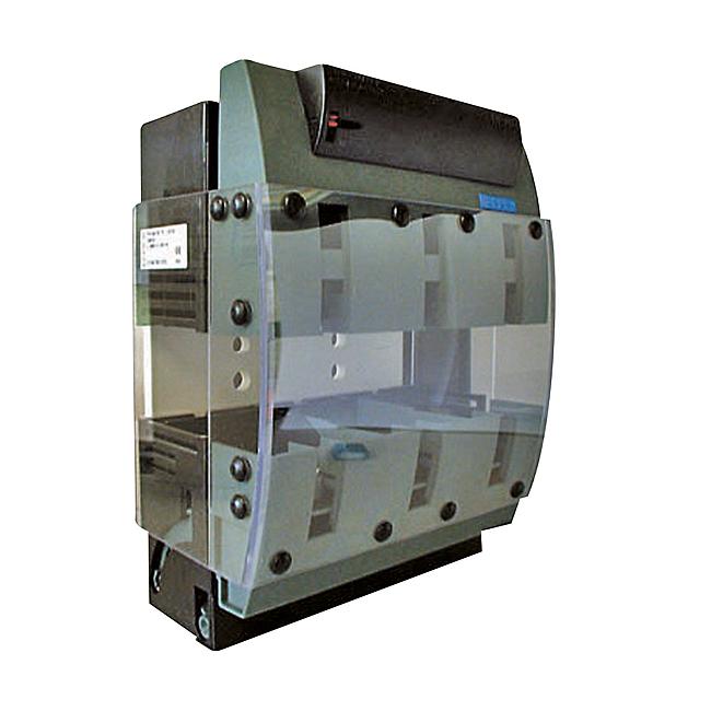 NH-Sicherungs-Lasttrenner 1000/1500 V AC, 3-polig für Aufbaumontage