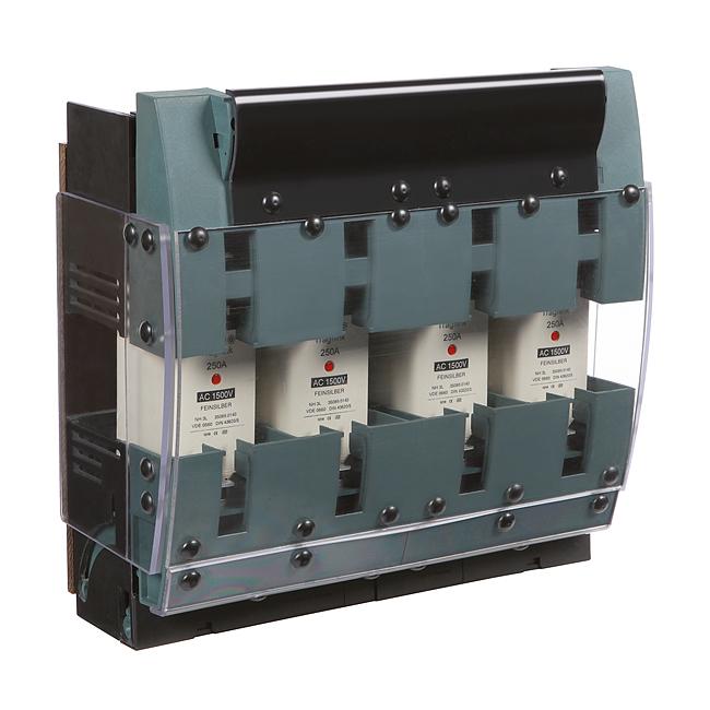 NH-Sicherungs-Trenner 1200 V DC, 4-polig