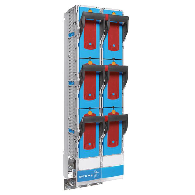 E³-NH-Trennleisten Größe 3, 1-polig schaltbar für 1000 oder 2000 A