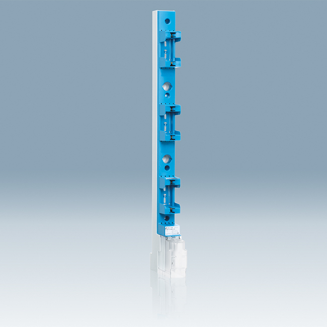 NH Fuse-Rails for 100 mm and 185 mm busbar systems