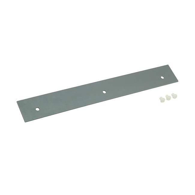 Leerplatzabdeckung für Adapter Größe 00 mit 185 mm Länge, Breite 50 mm