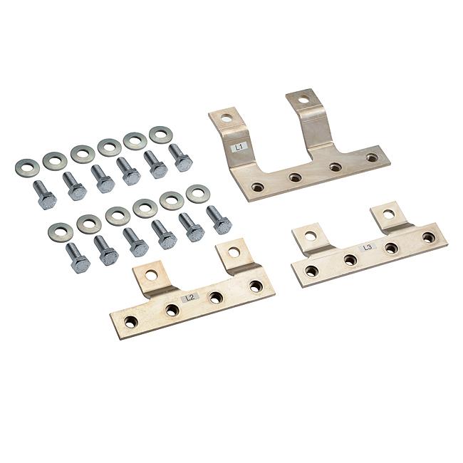 Verbindungssatz 2xDeckel E3 1-3 1-polig