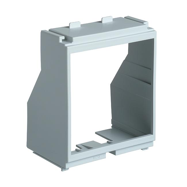 Gerätehalter E3 Gr.1-3 lang 72x72mm
