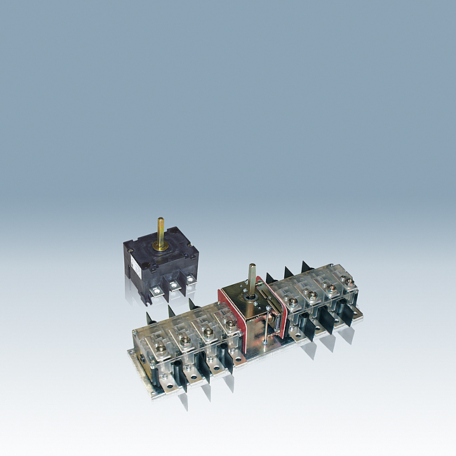 Switch-fuses, load-changeover switches