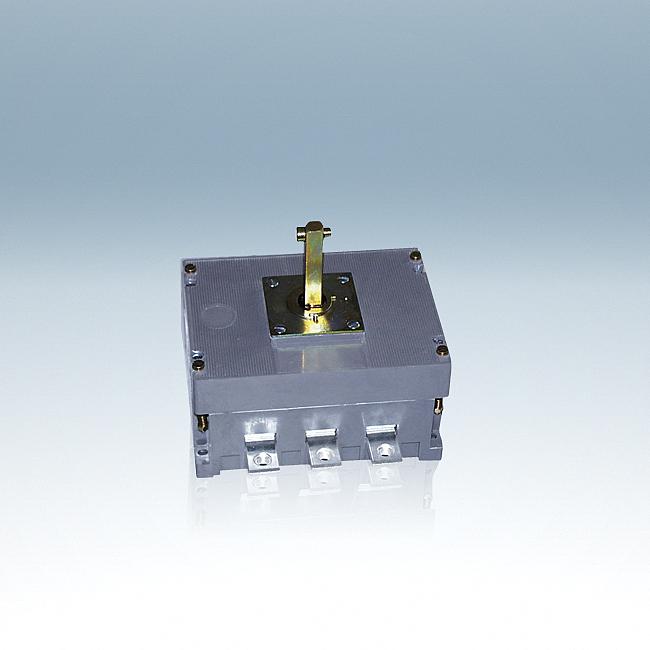 Lasttrennschalter und -Umschalter FWA-HLD