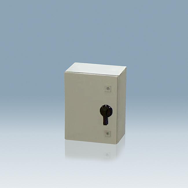 Lastumschalter, Typ FMU, im Stahlblechgehäuse, 3- und 4-polige, von 63-2000A