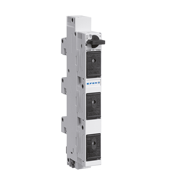 D0 Fuse-Switches, vertical design, for busbar mounting - 60 mm system online bestellen