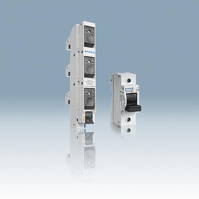 D0-Sicherungs-Lasttrennschalter und -Sockel