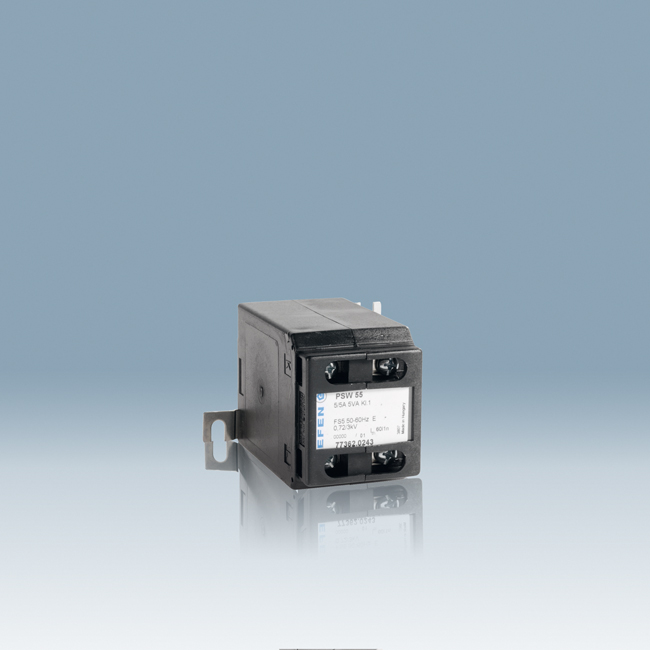 Wound-primary current transformers