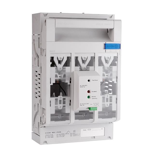 NH-Sicherungs-Lasttrenner 690 V AC, 3-polig für Aufbaumontage