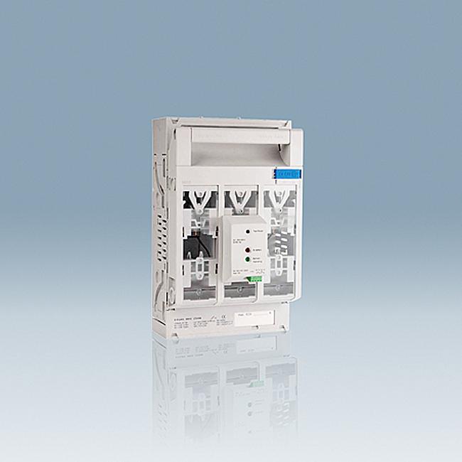 NH-Sicherungs-Lasttrenner Größe 000 - 4a Aufbaumontage
