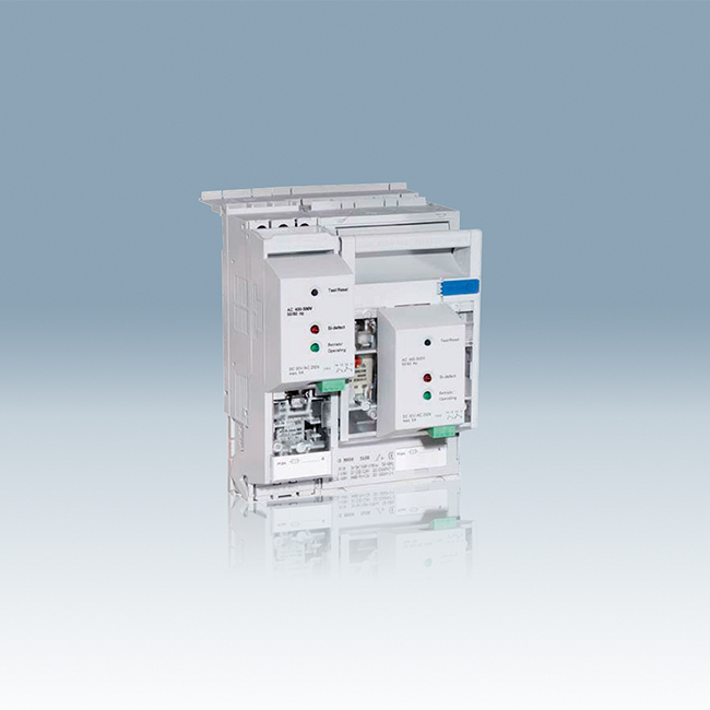 NH Fuse-Switches SILAS, horizontal design, size 000 to 3 busbar systems 40/12