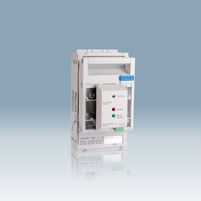 NH Fuse-Switches SILAS, horizontal design, size 000 to 3 Busbar systems 60 mm