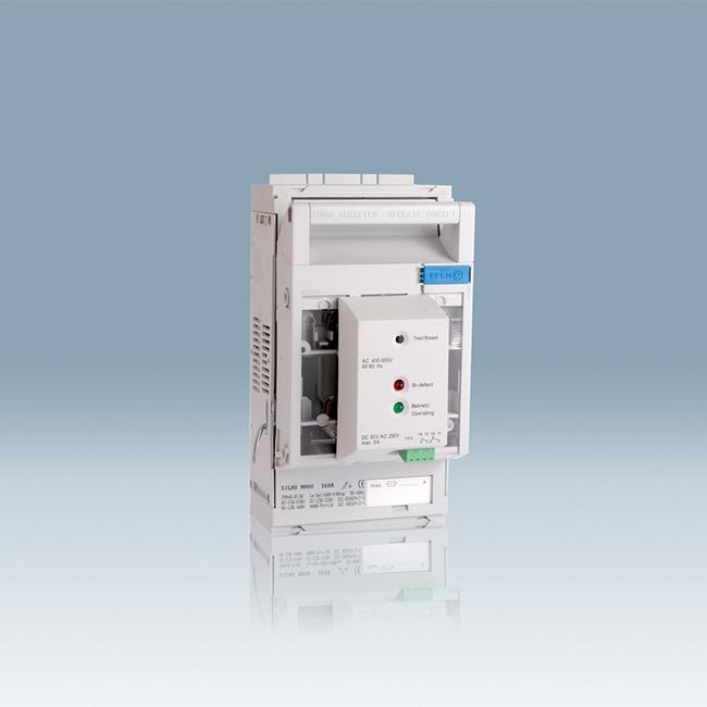 NH-Sicherungs-Lasttrenner SILAS Größe 000 bis 3 Sammelschienensystem 60 mm