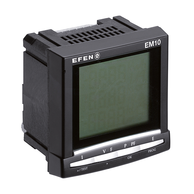 Multifunctional metering device EM 10