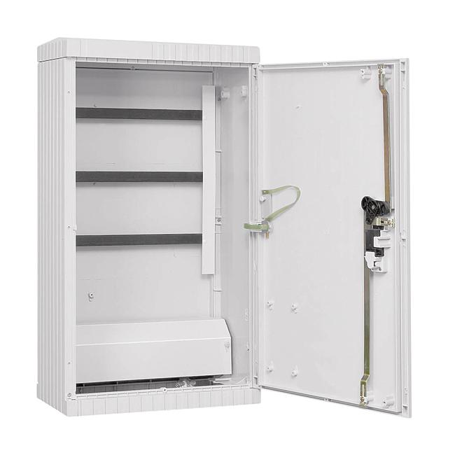 Festplatzverteilerschrank nach DIN EN 61439-5, Größe 1, Bauhöhe 1005 mm