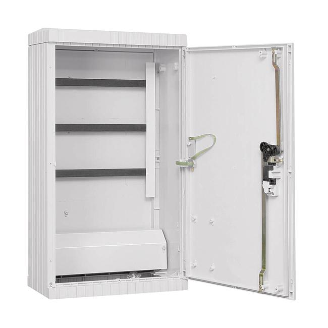 Festplatzverteilerschrank nach DIN EN 61439-5, Größe 2, Bauhöhe 1005 mm