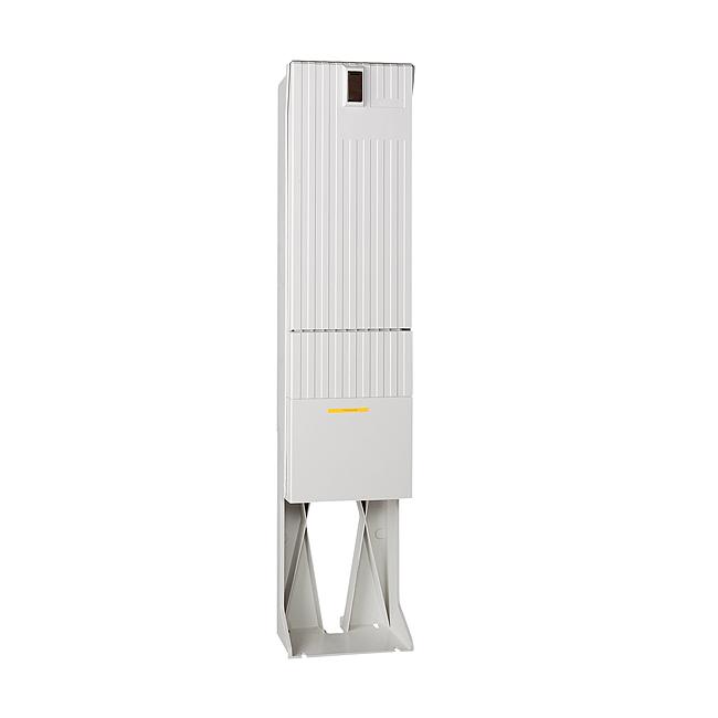 Verteilersäule, Bauhöhe 1420 mm, Schutzart IP44
