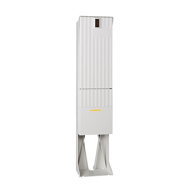 Verteilersäule, Bauhöhe 1595 mm, Schutzart IP44