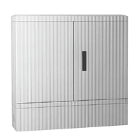 Distribution cabinets in accordance with DIN EN 61439-5, size 2