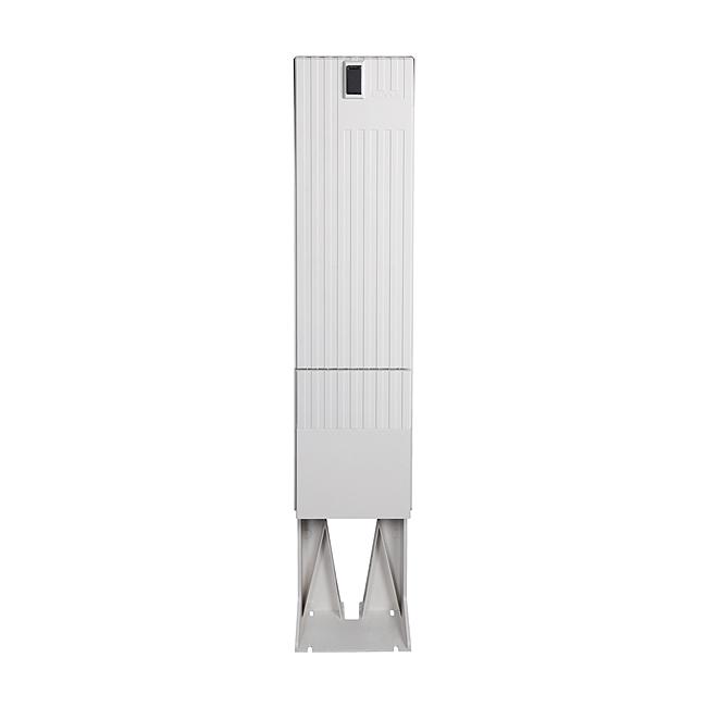 Verteilersäule, Bauhöhe 1420 mm, Schutzart IP44, vorkonfektioniert