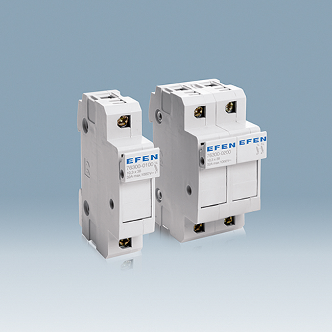 DC Fuse-Disconnector, 1000 V DC, 1 and 2-pole